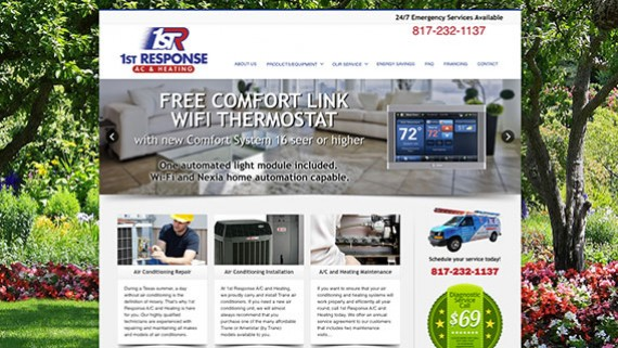 Fort Worth Consumer Services Website