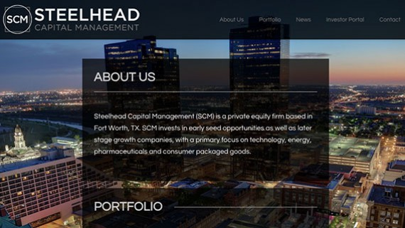 Fort Worth Investment  Website